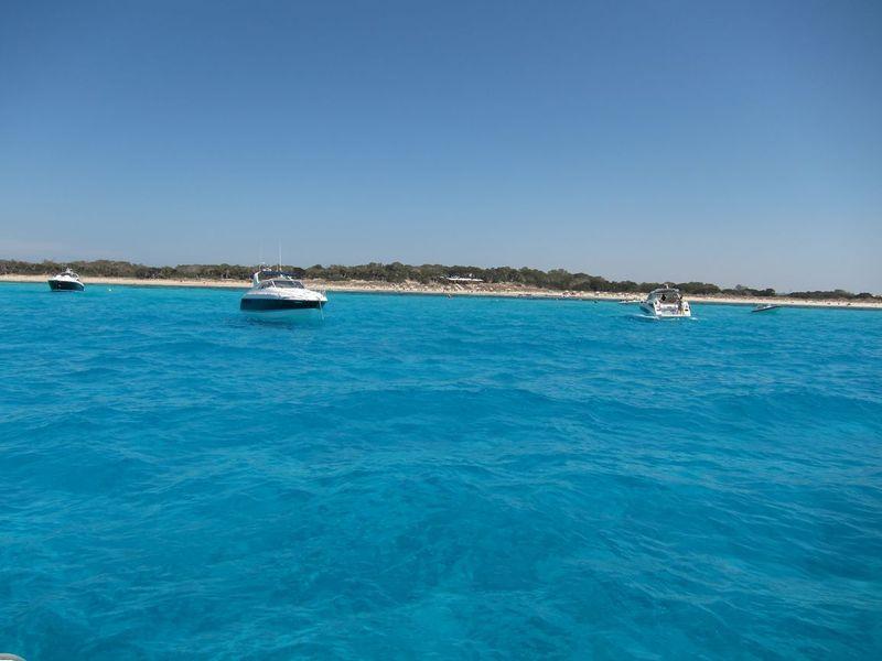 Fin de temporada de alquiler veleros Ibiza