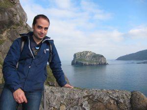 Ignacio Morros es el el patrón y el propietario del velero Alina.