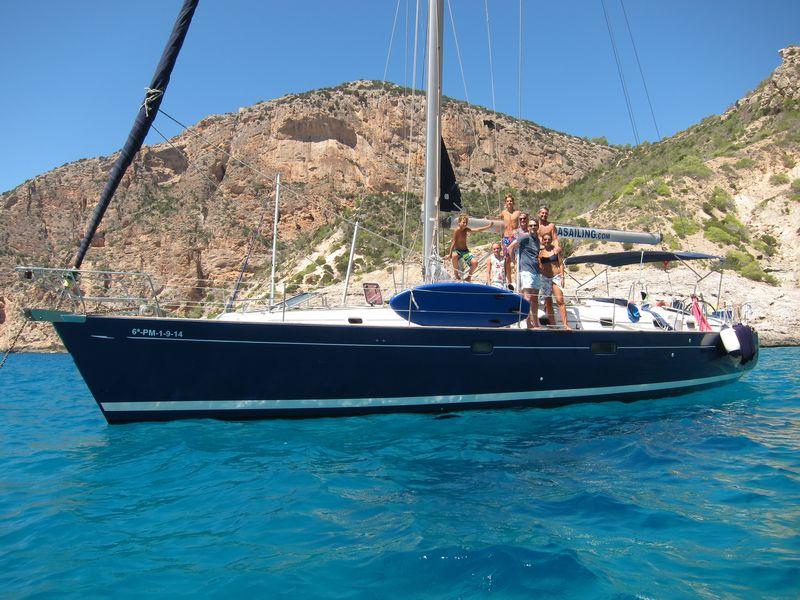 Boat trips La Manga