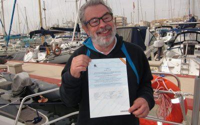 Licencia de navegación