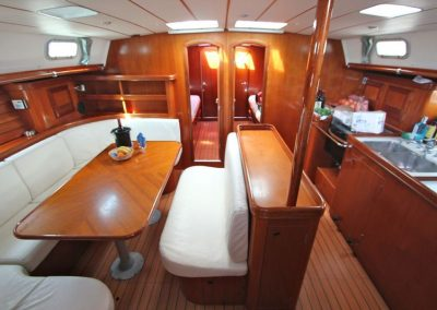 Noleggio barca a vela Ibiza