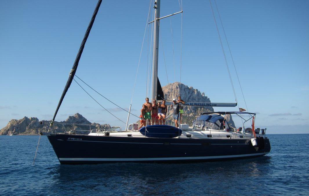 Location de bateau Ibiza