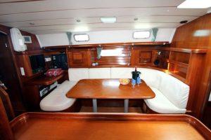 Noleggio barche Ibiza con skipper