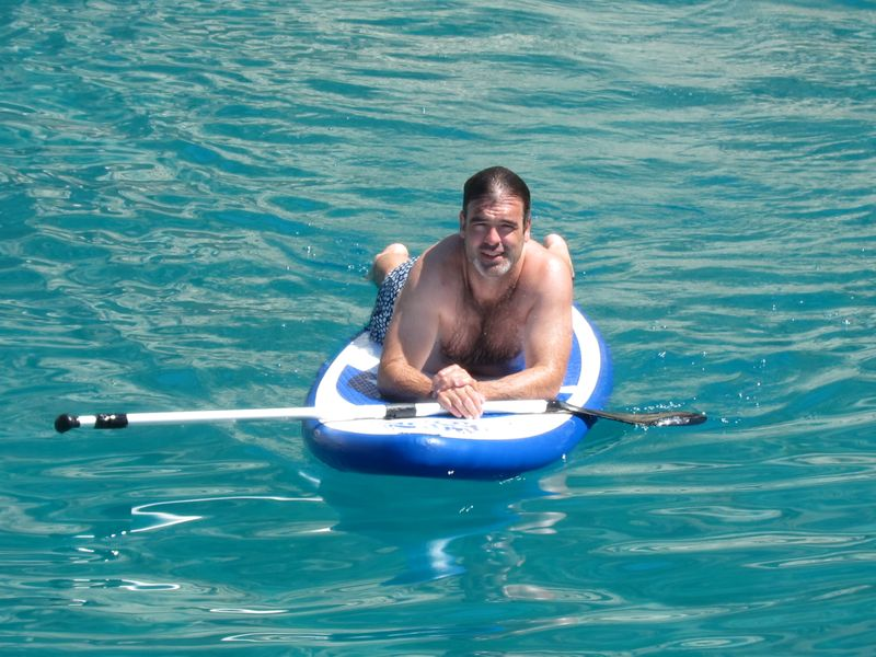 Sevillanos alquiler de veleros con patrón Ibiza