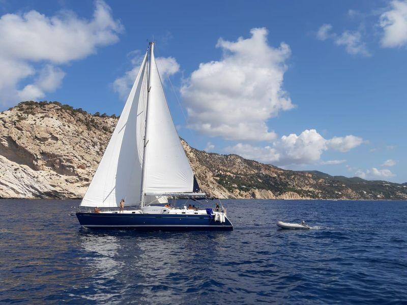 Paseo en barco La Manga