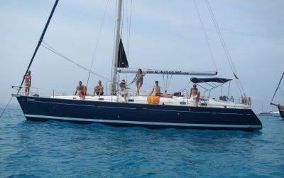 Boat trips La Manga Cartagena