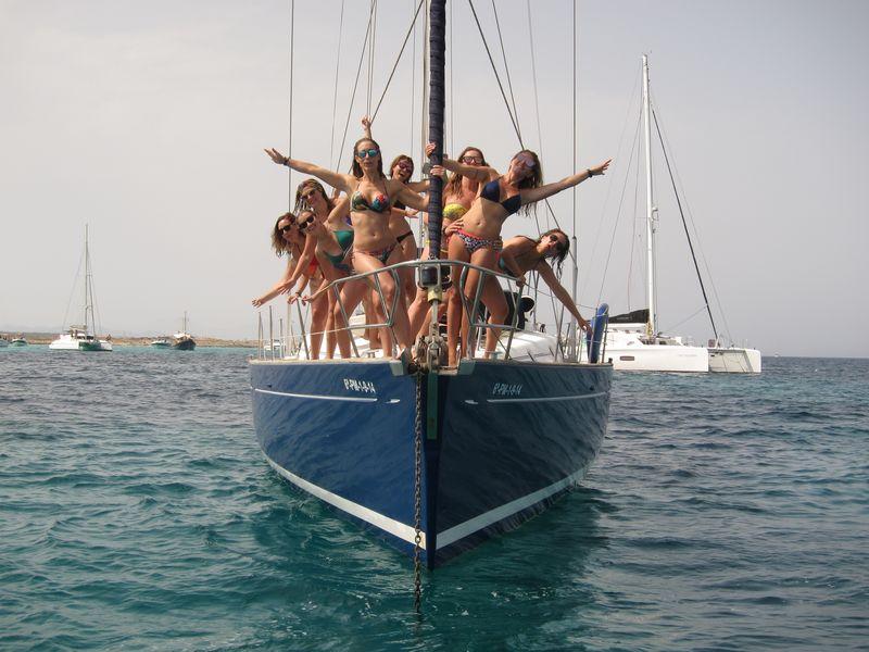 Excursiones en barco La Manga Calpe