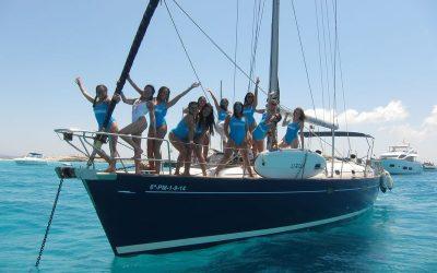 Excursiones en barco La Manga