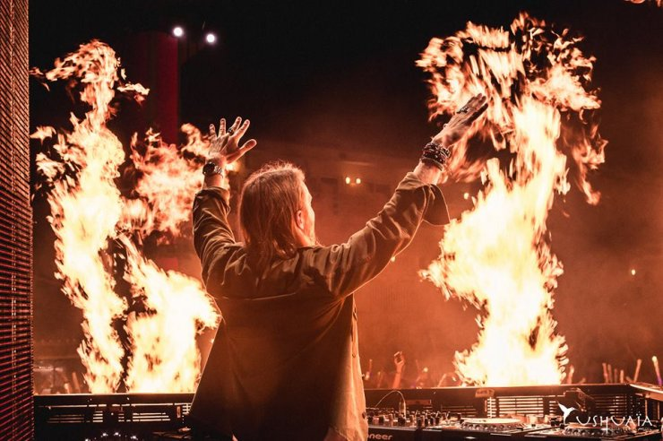 David Guetta Ibiza 2017