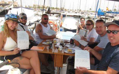 Nautical licence