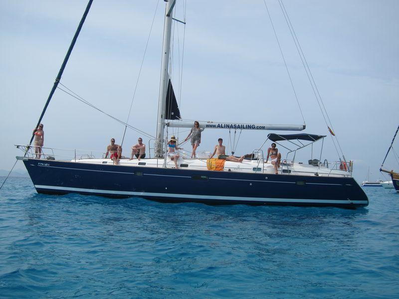 Paseo en barco La Manga Cartagena